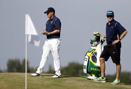 Rio Olympics Golf da Silvas Help