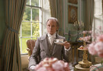 This undated image provided by Focus Features shows Bill Nighy as Mr. Woodhouse in director Autumn de Wilde's film