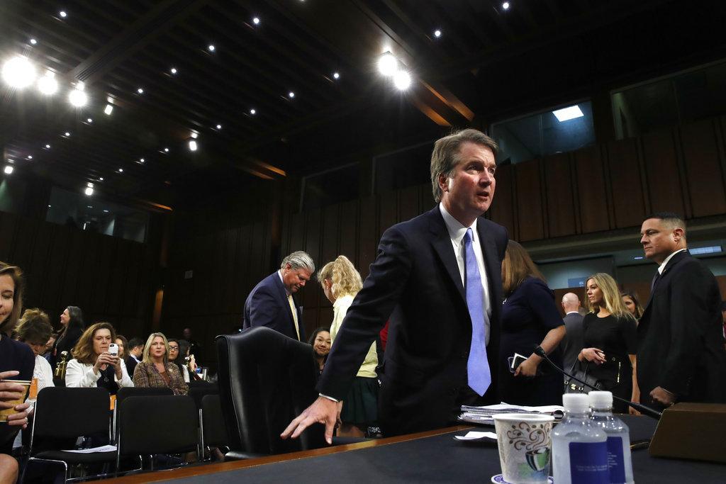 McConnell predicts Senate vote on Kavanaugh in last week of September