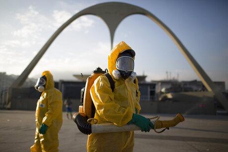 Brazil Zika Virus Carnival