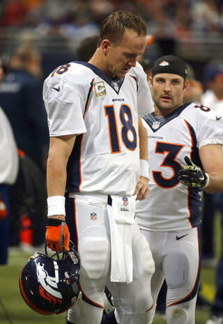 Peyton Manning, Wes Welker