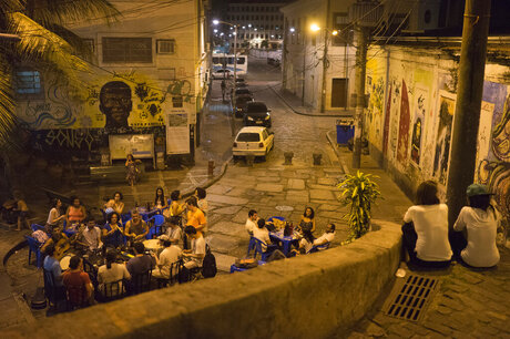 Travel Trip Neighborhoods Rio Centro