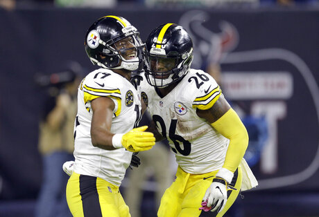 Le'Veon Bell, JuJu Smith-Schuster