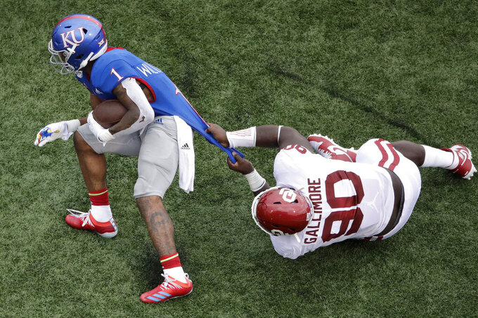 Oklahoma's defense shines under new coordinator Grinch