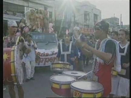 PHILIPPINES: MANILA: LESBIAN, GAY, BISEXUAL, & TRANSGENDER PRIDE MARCH