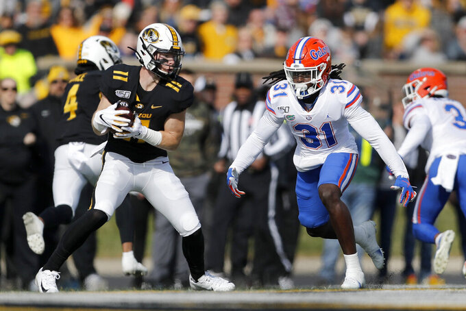 Trask, stingy defense lead Florida over Missouri, 23-6