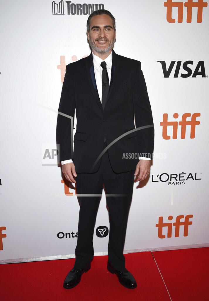 """2019 TIFF - """"The Joker"""" Premiere"""