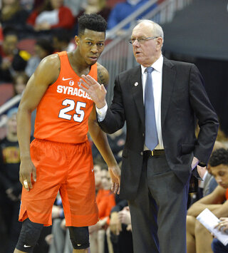 Jim Boeheim, \Tyus Battle