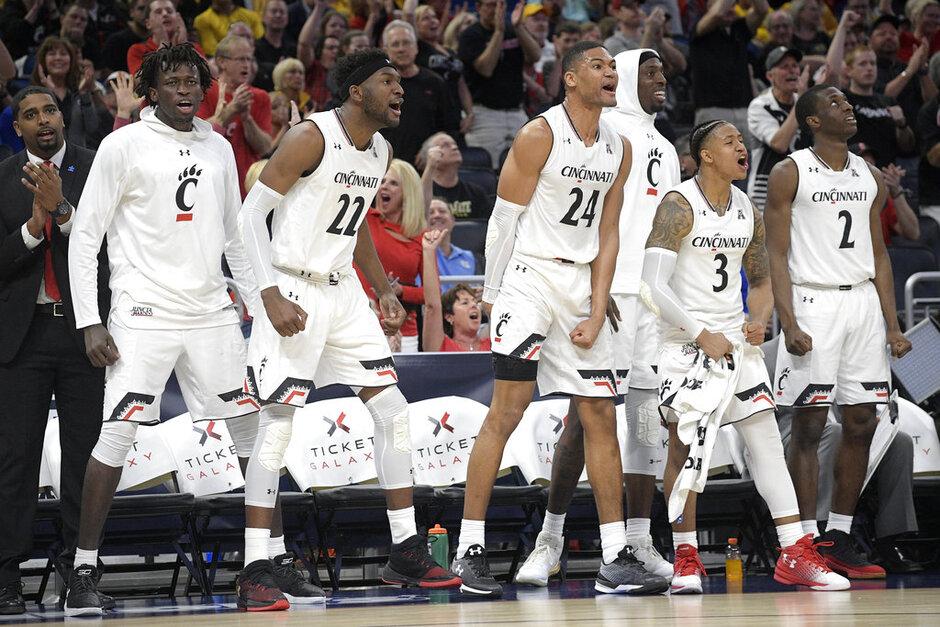 AAC Memphis Cincinnati Basketball
