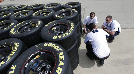 NASCAR Tires Auto Racing