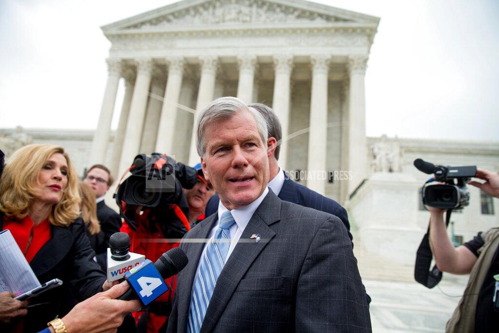 Supreme Court Governor Corruption Case