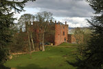 FILE - This March 4, 2009 file photo shows Powis Castle in Welshpool, Wales, which is cared for by the National Trust. Britain's National Trust which looks after hundreds of the country's well-loved historic sites, published a report Tuesday Sept. 22, 2020, said 93 of its sites have connections with aspects of the global slave trade or Britain's colonial history. Powis Castle has been named on the list. (David Jones/PA via AP, File)