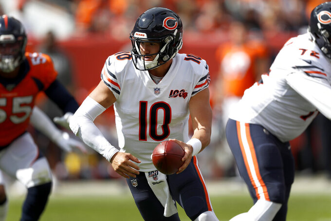 Despite win, Bears have room to improve to make deep run