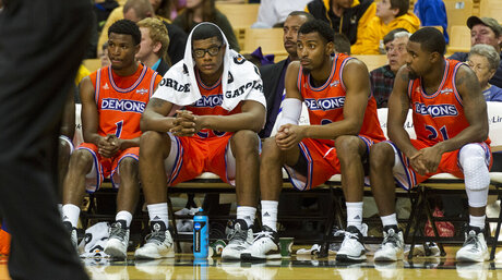 Northwestern St Missouri Basketball