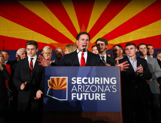 Election 2018 Gov Arizona Ducey