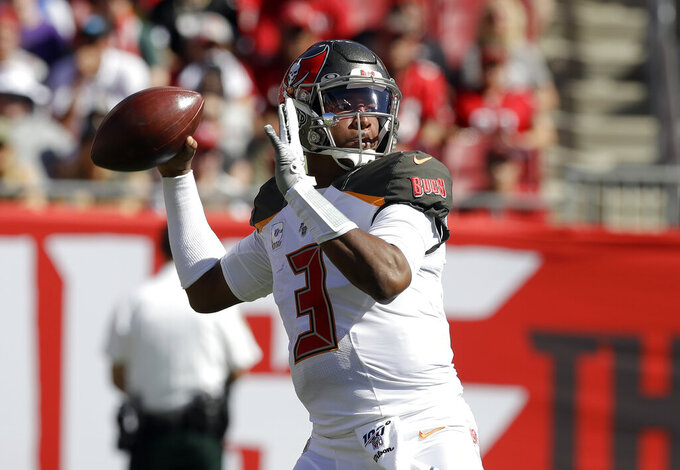 Arizona Cardinals at Tampa Bay Buccaneers 11/10/2019