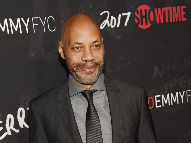 FILE - In this April 13, 2017, file photo, John Ridley, executive producer of