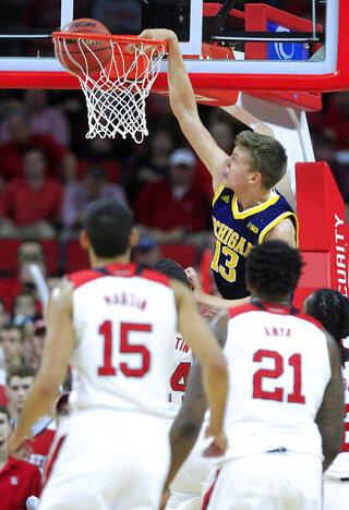 Michigan NC State Basketball