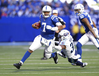 Titans Colts Football