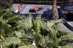 Ferrari driver Carlos Sainz of Spain steers his car during the second free practice for Sunday's Formula One race, at the Monaco racetrack, in Monaco, Thursday, May 20, 2021. (AP Photo/Luca Bruno)