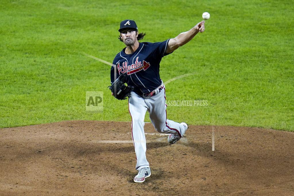 Braves Orioles Baseball