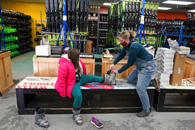 Consumers still want to get outdoors as temperatures plunge