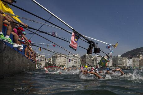 Rio Olympics Swimming Women