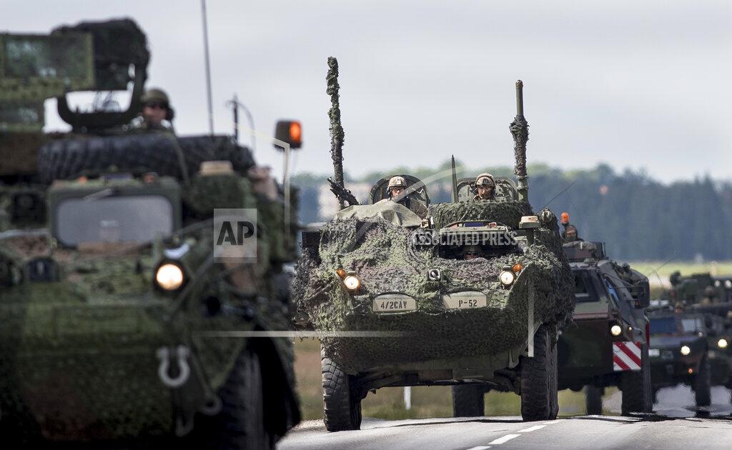 Lithuania NATO