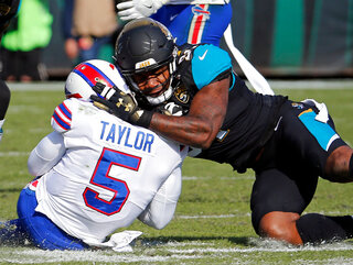 Jaguars Fight Football