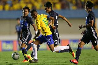 Neymar, Yosuke Ideguche, Sei Maroya