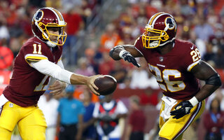 Alex Smith, Adrian Peterson