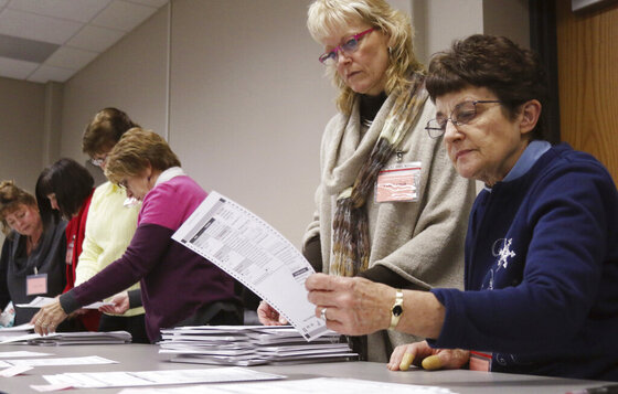 Election Recount Wisconsin