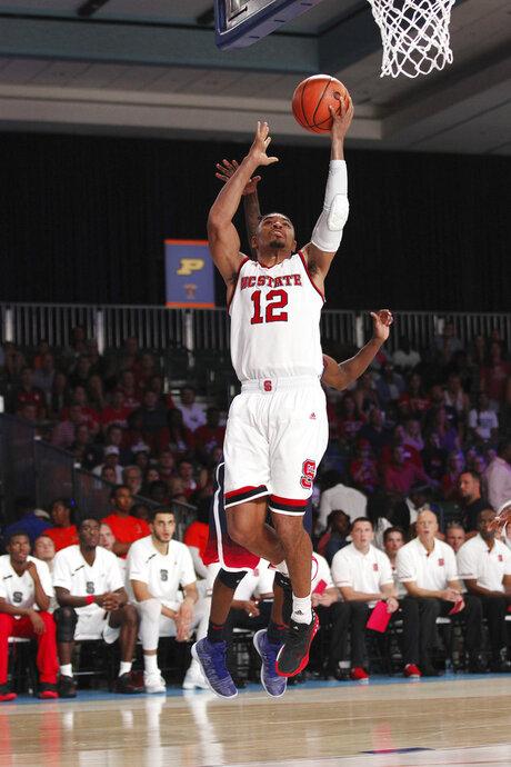 Arizona NC State Basketball