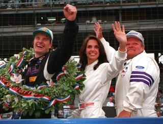 Indy 500 1996 Countdown Race 80 Auto Racing
