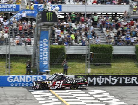 NASCAR Pocono Trucks Auto Racing