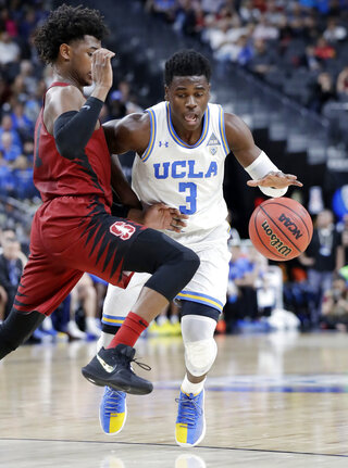 P12 Stanford UCLA Basketball