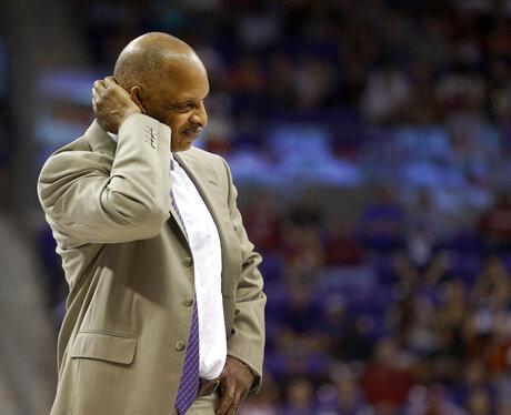 TCU Johnson Fired Basketball
