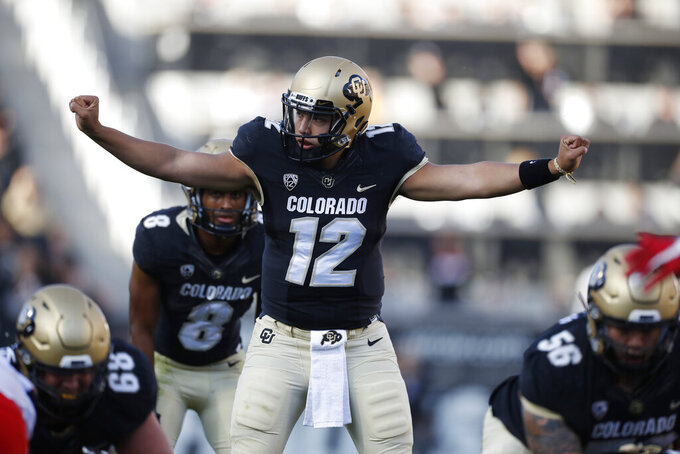 Colorado, Montez hoping for repeat success at Oregon