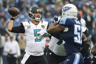 Blake Bortles, David Bass