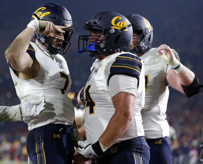 Cal hoping to end 8-year skid against Stanford in Big Game