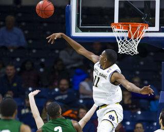 Jacksonville Notre Dame Basketball