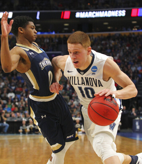 Donte DiVincenzo, Junior Robinson