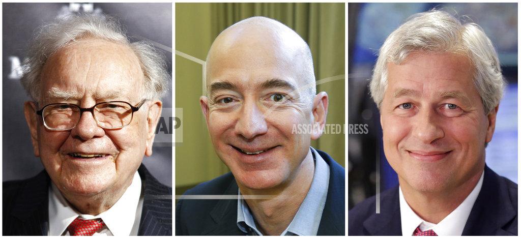 Amazon Berkshire JPM Health Care