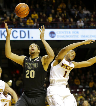 A.J. Hammons, Andre Hollins