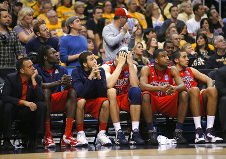 NCAA Ohio St Arizona Basketball