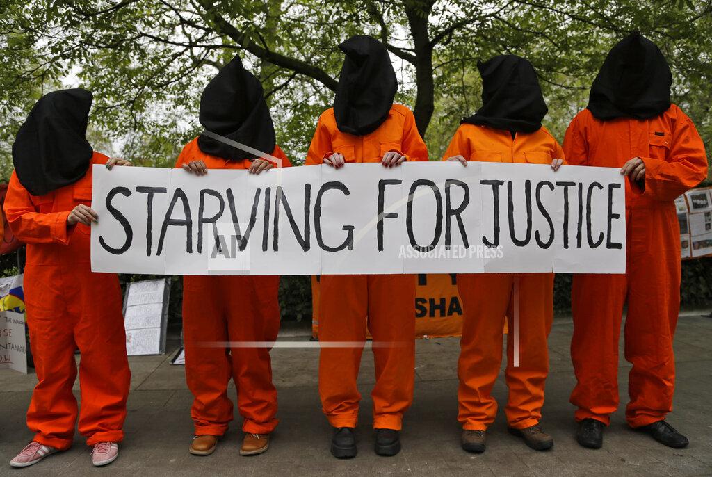 Britain US Guantanamo