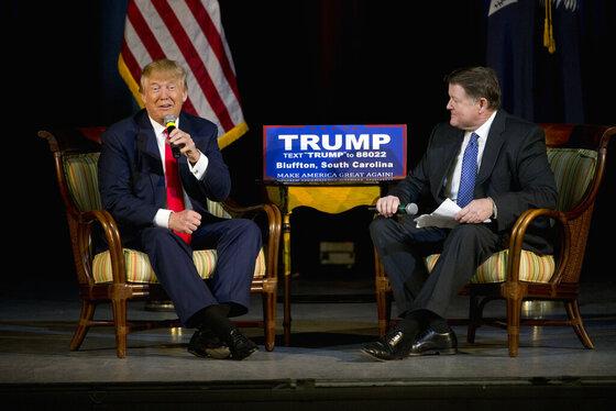 Donald Trump, Bill Herbkersman