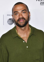 FILE - Jesse Williams attends the premiere of Dave Chappelle's untitled documentary during the closing night celebration for the 20th Tribeca Festival on June 19, 2021, in New York. (Photo by Charles Sykes/Invision/AP, File)