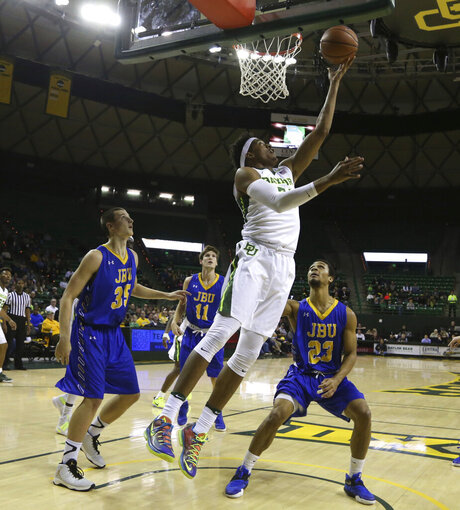 John Brown Baylor Basketball