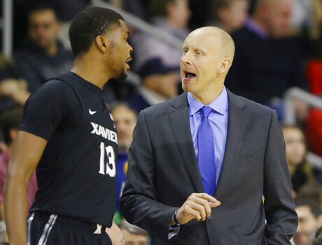 Chris Mack, Naji Marshall